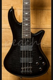 Schecter Stiletto Extreme-4 See Thru Black Bass