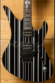 Schecter Synyster Gates Standard Black with Silver