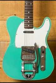 Fender Custom Shop 2012 NAMM Tele Custom Closet Classic Seafoam Green