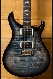 PRS Custom 24 Faded Whale Blue Smokeburst Natural Back 2017 spec