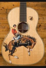 CF Martin Limited Edition Cowboy 2016 w/VTS Limited Edition