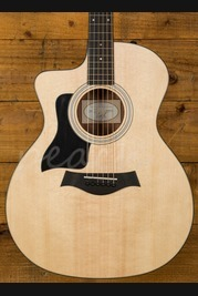 Taylor 114ce Walnut Left Handed