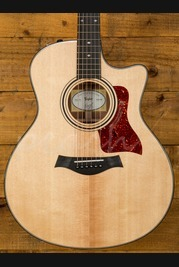 Taylor 316ce Peach Limited Edition Tasmanian Blackwood