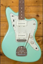 Fender Custom Shop 62 Jazzmaster Closet Classic Surf Pearl