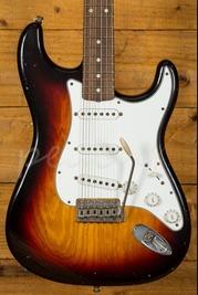 Fender Postmodern Journeyman Strat Rosewood 3 Tone Sunburst