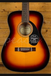 Fender CC-60S Concert Sized Acoustic Guitar