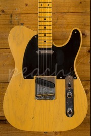 Fender Custom Shop 52 Tele Journeyman Butterscotch Blonde Limited Edition