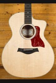 Taylor 214ce-FS DLX Figured Sapele Deluxe