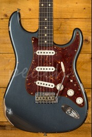 Fender Custom Shop 60 Strat Relic Charcoal Frost Metallic
