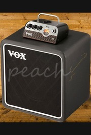 Vox MV50 AC Head & Cab Set