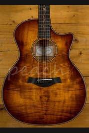 Taylor K24ce Koa Grand Auditorium