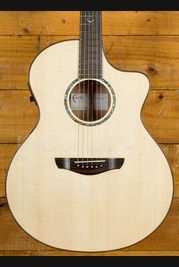 Faith Natural Neptune Electro Cutaway