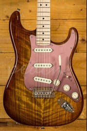 Fender 2017 Ltd Shedua Top Strat Natural