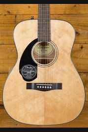 Fender CC-60S Natural Left Handed