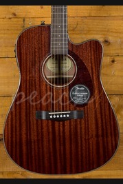 Fender CD-140sce All Mahogany w/Case