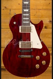 Gibson USA Les Paul Studio T 2017 - Wine Red