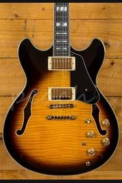 Ibanez JSM10-VYS John Schofield Vintage Yellow Sunburst