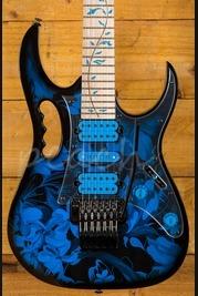 Ibanez JEM77P-BFP Blue Floral Pattern