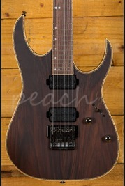 Ibanez RG Series RG721RW-CNF Charcoal Brown Flat