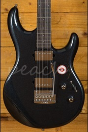Music Man Sterling Luke HH Black Metallic