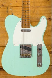 Fender Custom Shop 52 Tele Journeyman Relic Surf Green