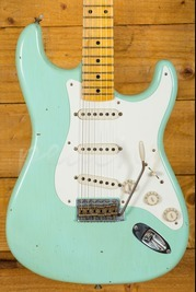 Fender Custom Shop 57 Strat Journeyman Relic Surf Green