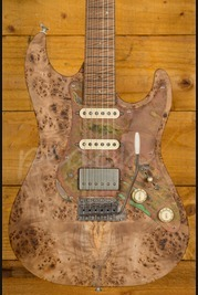 Patrick James Eggle '96 with Cottonwood Burl Top