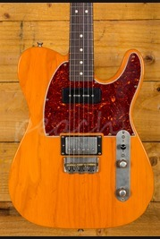 LSL Bad Bone 290 Swamp Ash Body Trans Orange