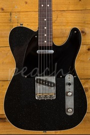 LSL T Bone Double Bound Black Metallic