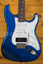 LSL Saticoy P90 NAMM 2017 Guitar Castiac Blue