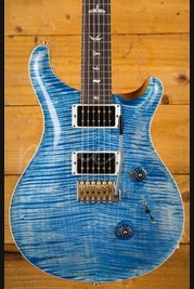 PRS Custom 24 Faded Blue Jean 10 Top 2017