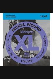 D'addario EXL115 11-49