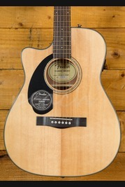 Fender CC-60Sce Natural Left Handed