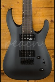 Jackson JS22-7 DKA 7 String Satin Black
