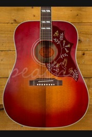 Gibson Hummingbird Vintage Cherry Aged Bone Saddle