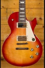 Gibson USA Les Paul Tribute T 2017 - Satin Faded Cherry Sunburst