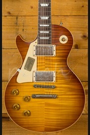 Gibson Custom Standard Historic 1959 Les Paul Left Handed VOS Iced Tea