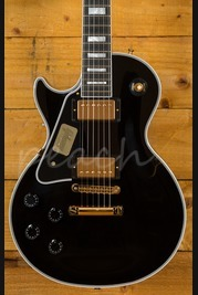 Gibson Custom Les Paul Custom Ebony Left Handed