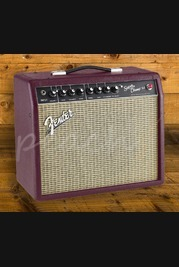Fender Super Champ X2 Combo Tube Guitar Amp Wine Red