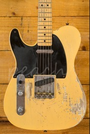 Fender Custom Shop 51 Nocaster Heavy Relic Left Handed Used