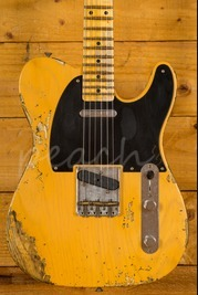 Fender Custom Shop '53 Heavy Relic Telecaster - Butterscotch Blonde