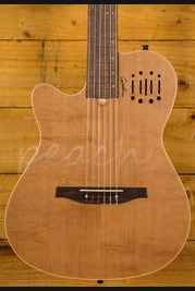Godin Multiac Nylon SG Left Handed with Bag