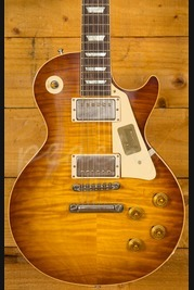 Gibson Custom Les Paul Standard Figured Iced Tea VOS