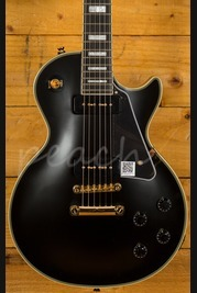 Epiphone Limited Edition Inspired By '1955' Les Paul Custom Outfit Ebony
