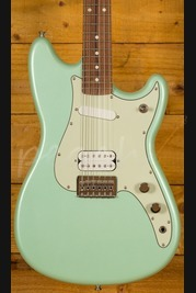 Fender Duo-Sonic HS Pau Ferro Surf Green