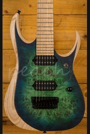 Ibanez RGDIX7MPB-SBB 7 String Surreal Blue Burst