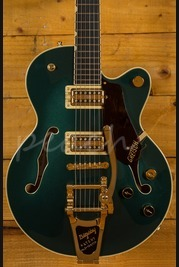 Gretsch G6659TG-CDG Broadkaster Junior Cadillac Green