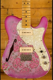 Fender Custom Shop Masterbuilt Greg Fessler Paisley Thinline Relic