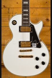 Epiphone Les Paul Custom Pro - White