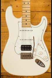 Suhr Classic Pro Olympic White Maple Neck HSS used